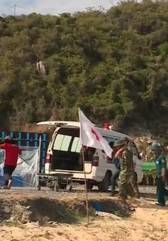 Khánh Hòa diễn tập phòng chống lụt bão và tìm kiếm cứu nạn
