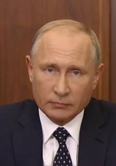 Tổng thống Putin nêu quan điểm về chế độ hưu trí gây tranh cãi ở Nga
