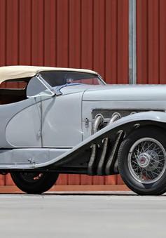 Hình ảnh ấn tượng của mẫu xe 83 năm tuổi đắt giá nhất nước Mỹ