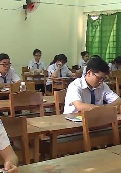 Thí sinh gian lận điểm thi sẽ bị buộc thôi học