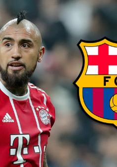 """Arturo Vidal chính thức khoác áo Barcelona với giá """"siêu bèo"""""""