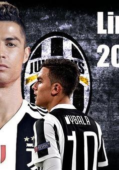 """Đội hình siêu khủng của Juventus: Nhìn đã thấy """"sợ""""!"""