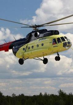 Nga điều tra hình sự vụ rơi máy bay trực thăng
