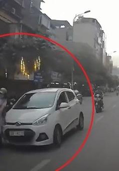 Xác định danh tính lái xe say rượu gây tai nạn liên hoàn trên phố Hoàng Cầu