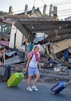 Chưa ghi nhận có người Việt bị ảnh hưởng sau trận động đất ở Indonesia