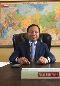 Quan hệ Việt Nam – LB Nga dưới góc nhìn Đại sứ Ngô Đức Mạnh