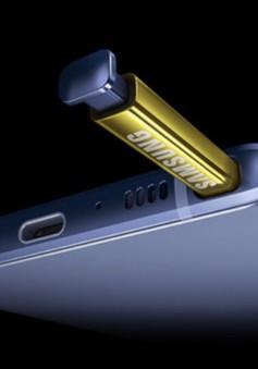 """Bí mật về bút S Pen của Galaxy Note 9 đã được """"bật mí"""""""