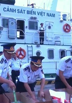Bắt giữ gần 68.000 bao thuốc lá nhập lậu tại Quảng Ninh