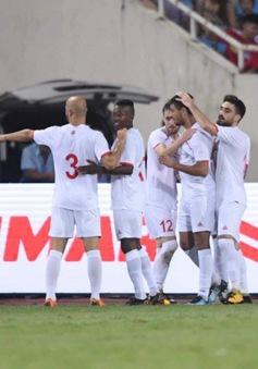 Giải U23 Quốc tế, U23 Palestine 1-1 U23 Oman: U23 Palestine giành vị trí Á quân