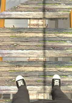Chữa chứng sợ độ cao bằng chơi game thực tế ảo