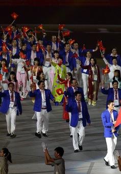 Đoàn Thể thao Việt Nam tham dự ASIAD 18 với 523 thành viên, phấn đấu giành 3 HCV