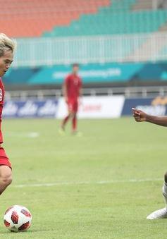 Tranh HCĐ bóng đá nam ASIAD 2018, Olympic Việt Nam 1-1 (Pen 3-4) Olympic UAE: Thất bại đáng tiếc!