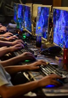 Trung Quốc siết chặt quản lý chơi game để chống cận thị