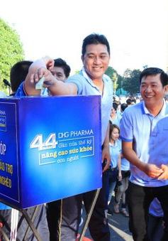 Hơn 2.000 cán bộ nhân viên Dược Hậu Giang quyên góp ủng hộ bệnh nhân nghèo