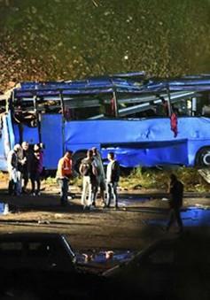 Bulgaria: 3 Bộ trưởng từ chức sau vụ tai nạn xe bus thảm khốc