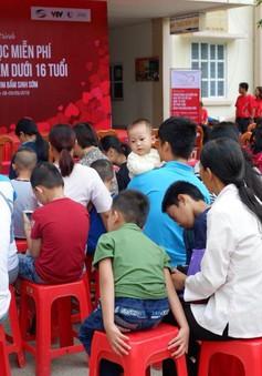 Phát hiện 20 trường hợp mắc bệnh tim bẩm sinh trong buổi khám sàng lọc tại tỉnh Cao Bằng