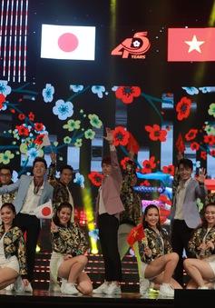 Nhạc hội Việt - Nhật 2018: Rực rỡ sắc màu, thắm tình hữu nghị