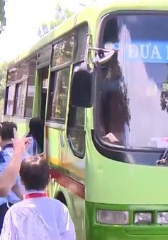 TP.HCM đề xuất miễn phí xe bus cho học sinh