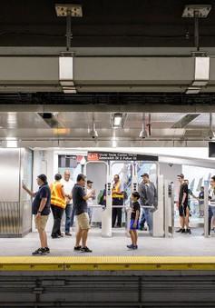 Mỹ: Mở lại ga tàu điện ngầm bị chôn vùi trong vụ tấn công ngày 11/9
