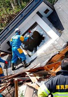 Số người thiệt mạng trong vụ động đất tại Nhật Bản tăng lên 44