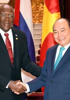Đưa quan hệ Việt Nam - Cuba đi vào chiều sâu và hiệu quả