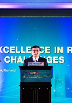Việt Nam dự Hội nghị quốc tế về tư pháp