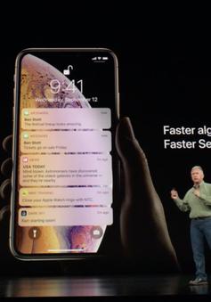 Apple tự tin FaceID trên dòng iPhone mới không thiết bị nào sánh bằng