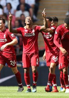 Liverpool chưa từng khởi đầu toàn thắng như Ngoại hạng Anh mùa giải này