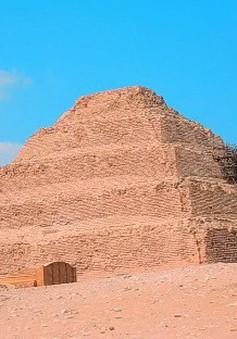 Ai Cập mở cửa ngôi mộ cổ 4.300 năm tuổi