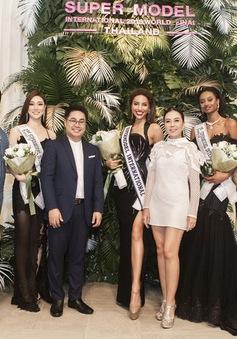 Người đẹp Dương Nguyễn Khả Trang đăng quang Siêu mẫu quốc tế 2018