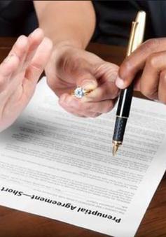 Anh lên kế hoạch cải cách luật ly hôn