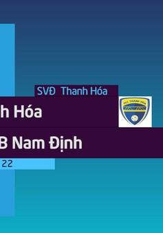 VIDEO: Tổng hợp diễn biến FLC Thanh Hóa 2-2 CLB Nam Định (Vòng 22 Nuti Café V.League 2018)