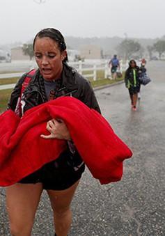 Bão Florence hoành hành ở Mỹ, 18 người thiệt mạng