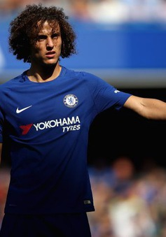 Chuyển nhượng bóng đá quốc tế ngày 17/9: David Luiz sắp được Chelsea tưởng thưởng