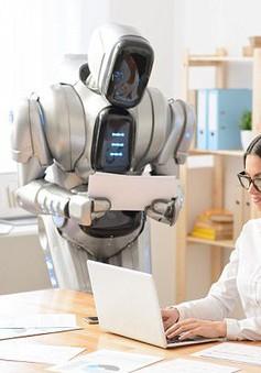 Robot sẽ đảm nhiệm hơn một nửa công việc của con người