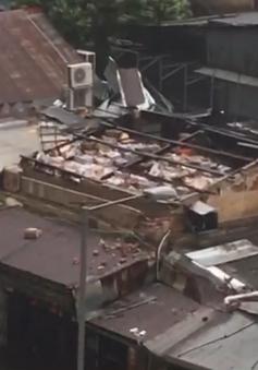 Trung Quốc: Hàng trăm người bị thương do bão Mangkhut
