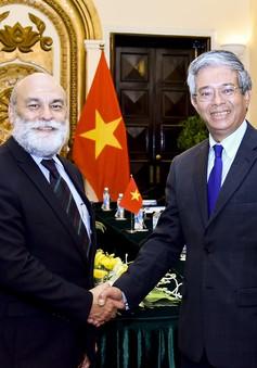 Tham khảo chính trị cấp Thứ trưởng giữa Bộ Ngoại giao Việt Nam và Venezuela