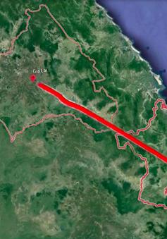 Xây dựng đường nối Gia Lai - Phú yên
