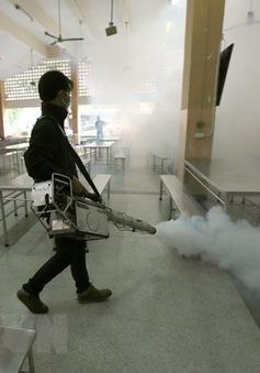 Thủ đô Bangkok của Thái Lan báo động về dịch sốt xuất huyết