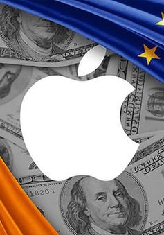EU - Ireland dàn xếp xong bê bối thuế của Apple