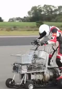 Sôi nổi giải đua xe tự chế tại Anh