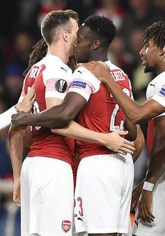 Kết quả bóng đá Europa League rạng sáng 21/9: Arsenal, Chelsea giành trọn 3 điểm!