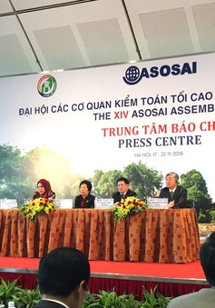 Bế mạc ASOSAI 14: Các thành viên ủng hộ Tuyên bố Hà Nội