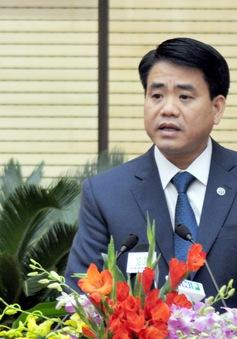 Chủ tịch TP Hà Nội yêu cầu điều tra hoạt động bảo kê ở chợ Long Biên