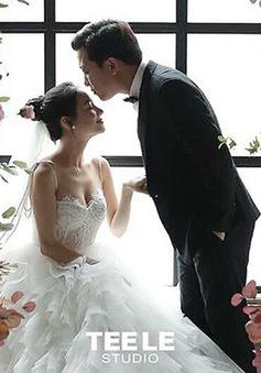 Hé lộ hình ảnh cưới Nhã Phương - Trường Giang
