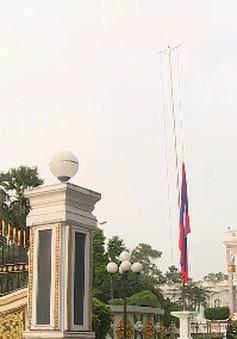 Lào tưởng niệm Chủ tịch nước Trần Đại Quang
