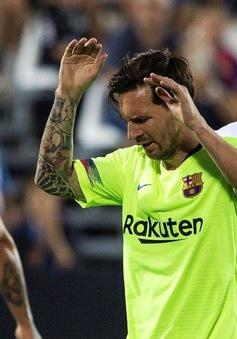 Leganes 2-1 Barcelona: Nhà đương kim vô địch thua sốc đội bóng cuối bảng