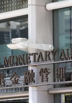 Cơ quan quản lý tiền tệ Hong Kong (Trung Quốc) nâng lãi suất