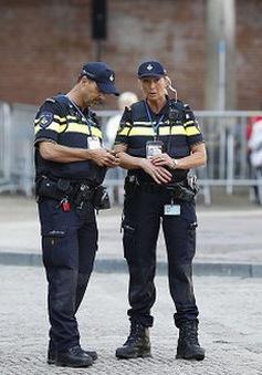 Hà Lan bắt 7 nghi phạm âm mưu tấn công khủng bố
