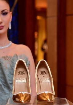 Đôi giày cao gót đắt nhất thế giới giá 17 triệu USD